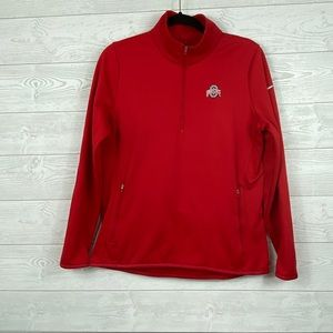 The Ohio State Nike Golf Fleece Sweatshirt